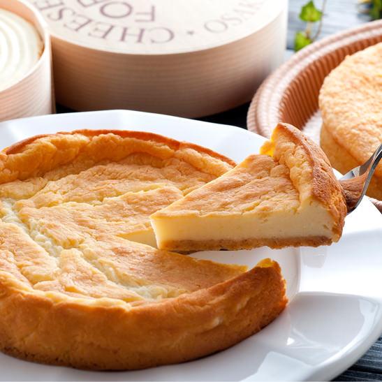 フォルマ チーズケーキ