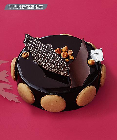 DEBAILLEUL,クリスマスケーキ