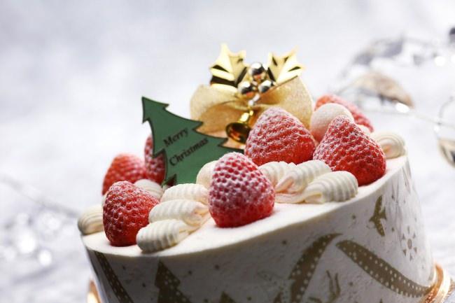 アンリシャルパンティエ クリスマスケーキ