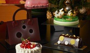 ザ・リッツ・カールトン東京 クリスマス限定ケーキ