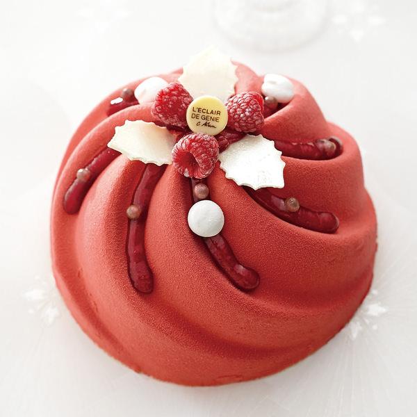 レクレール・ドゥ・ジェニ クリスマスケーキ