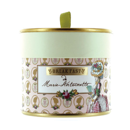 MarieBouvero(マリー・ブーベロ)丸箱 紅茶