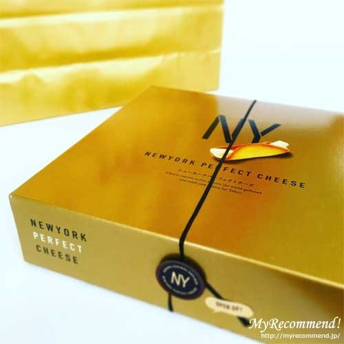 ニューヨークパーフェクトチーズ,箱