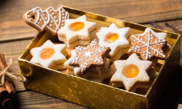 可愛いクリスマスパッケージのお菓子!お配りからギフトまで