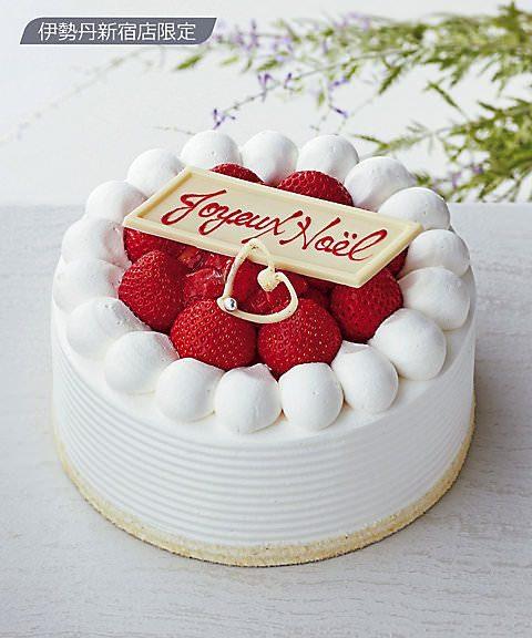 ホテル ニューオータニ パティスリー サツキ エクストラスーパークリスマスあまおうショートケーキ