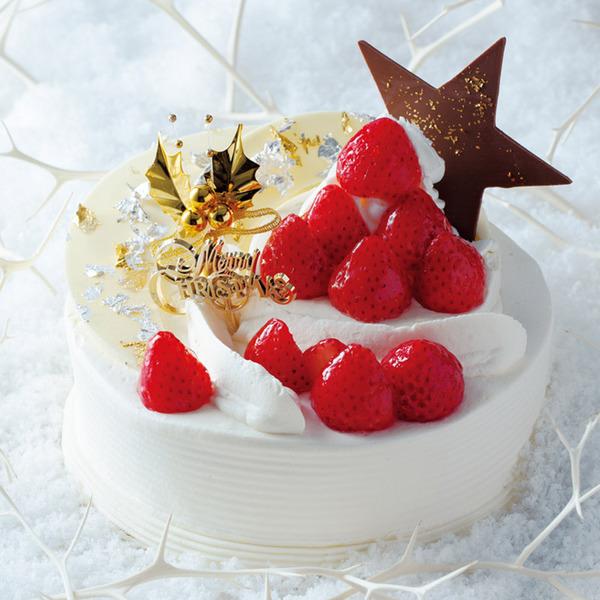 グラマシーニューヨーク クリスマスケーキ