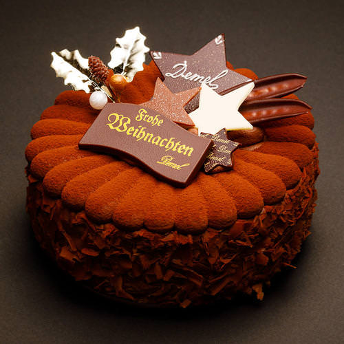 デメル クリスマスケーキ