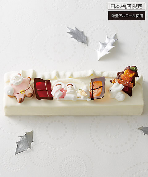 西洋菓子しろたえ 赤坂 レアチーズケーキノエル