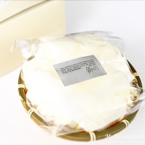 銀のぶどう,チーズケーキ