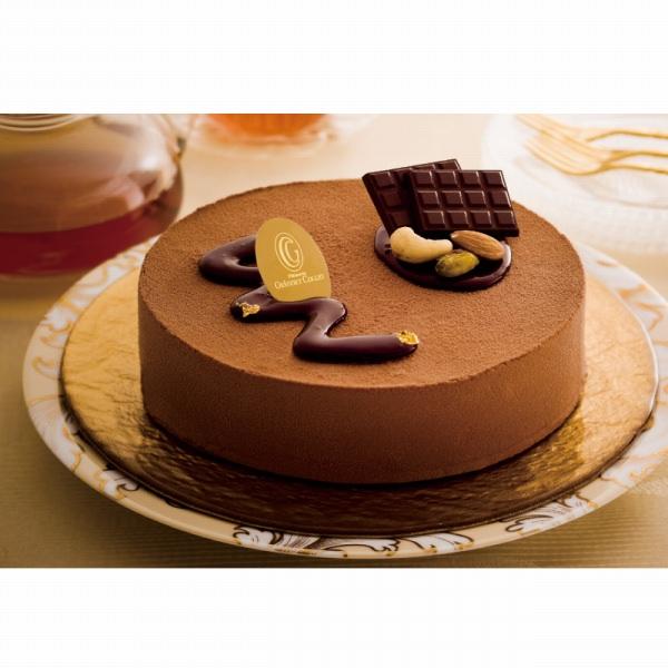 パティスリーグレゴリー・コレ チョコレートケーキ