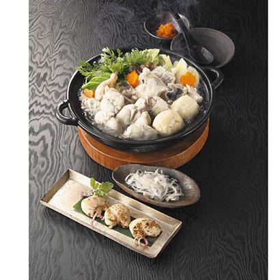 寿美礼 とらふくちり鍋