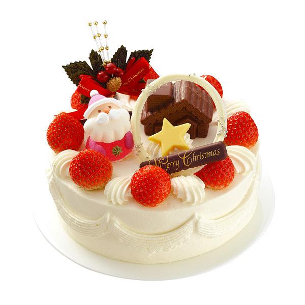 きのとや クリスマス 生クリームケーキ