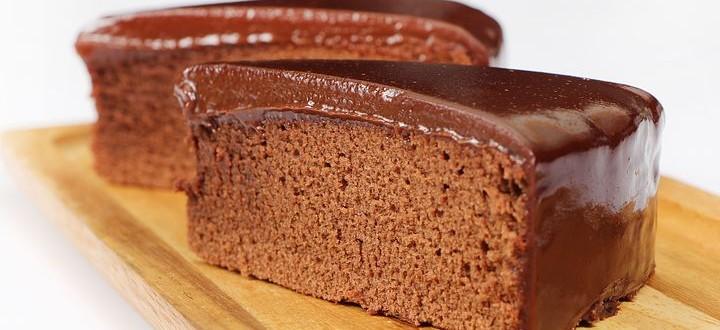 人気のチョコレートケーキ
