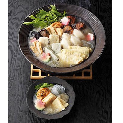 京都 泉仙 湯葉とかぶらの精進鍋