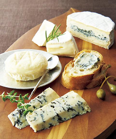 アトリエ・ド・フロマージュ ナチュラルチーズ詰合せ