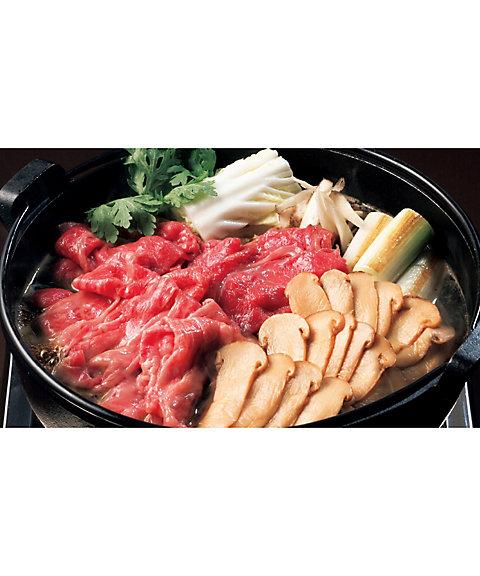 赤坂松葉屋 松茸と飛騨牛のすき焼