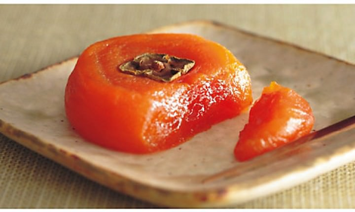 人気の柿スイーツ!旨味や甘味が詰まったおすすめの柿菓子