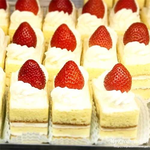 近江屋洋菓子店,ショートケーキ