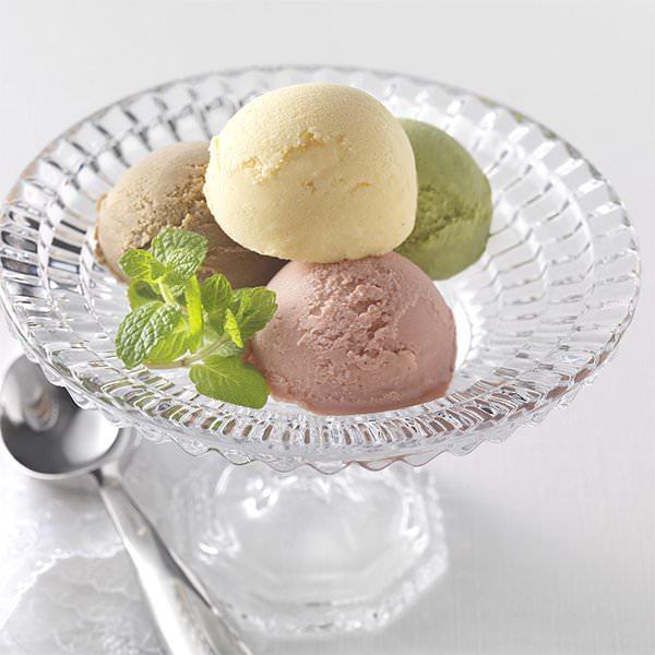 リーガロイヤルホテル アイスクリームセット