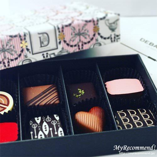 ドゥバイヨル,チョコレート