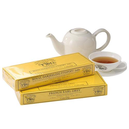 TWG Tea ティーバッグ2種セット