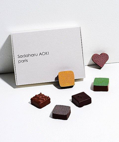 サダハルアオキパリ チョコレート