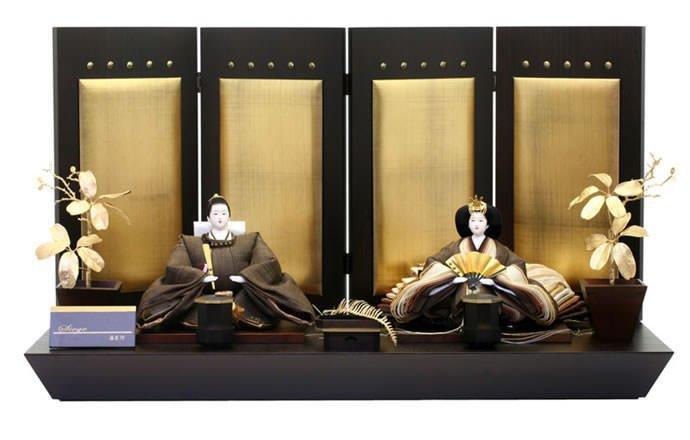 後藤由香子 ひな人形 2018