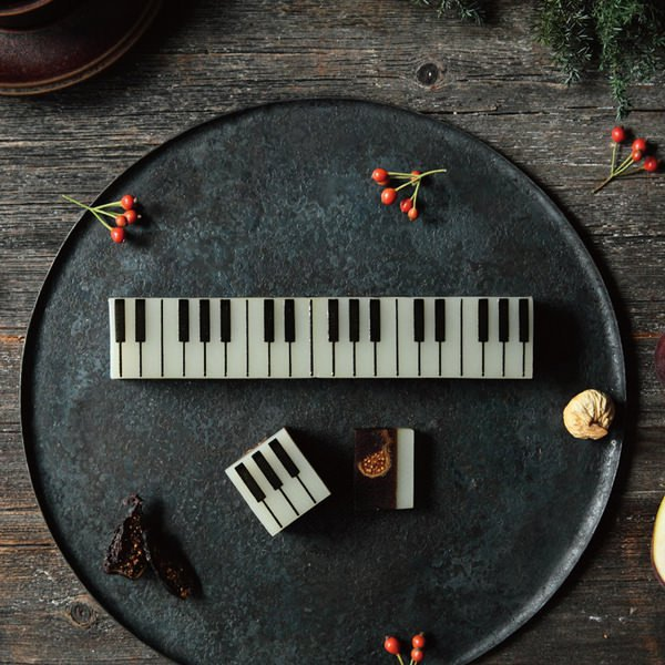 羊羹ピアノ