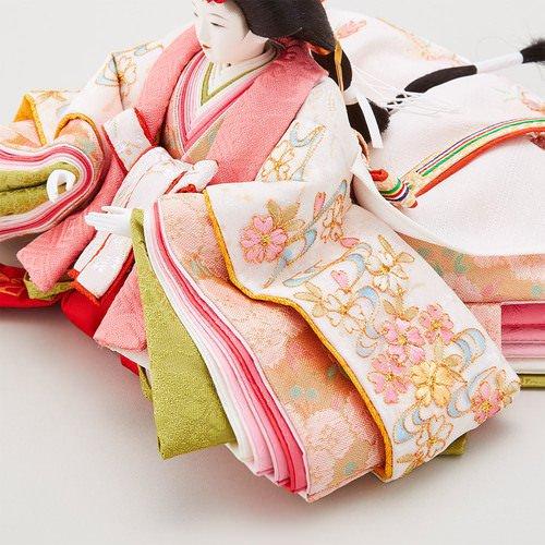 小出松寿 雛人形