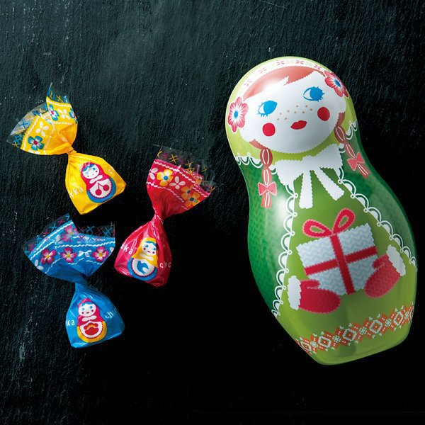 メリーチョコレート ショコラーシカ2