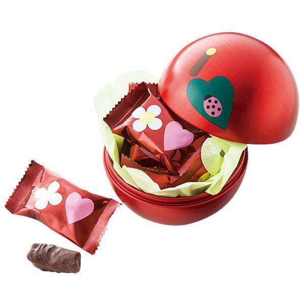 メリーチョコレート アップルグラッセ