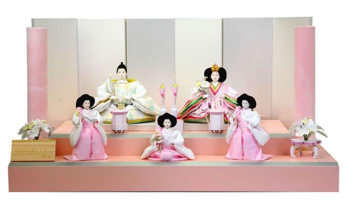 後藤由香子 ひな人形
