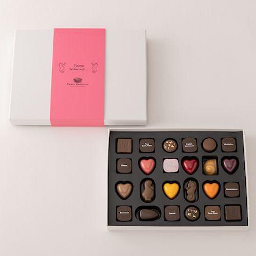 ピエール・マルコリーニ チョコレートボックス
