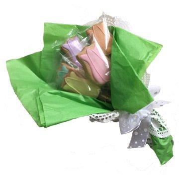 アンファン チューリップの花束