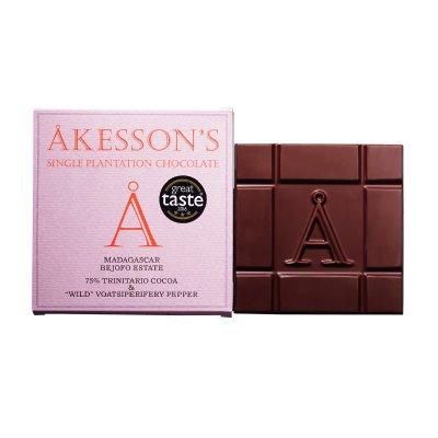 アケッソンズ チョコレート おすすめ
