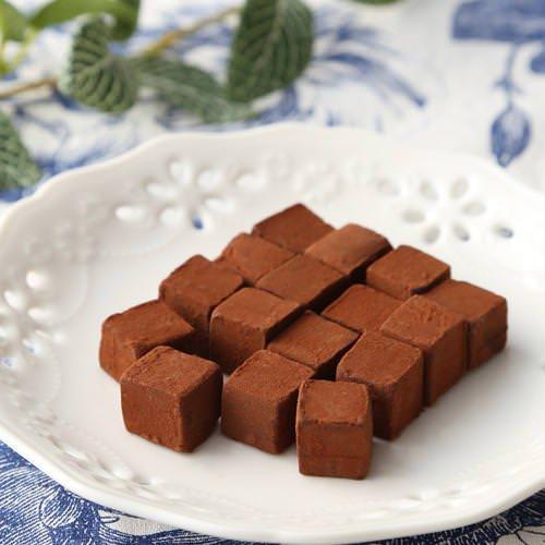 エクチュア 生チョコレート ブルージュの石畳