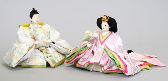 後藤由香子 ひな人形2