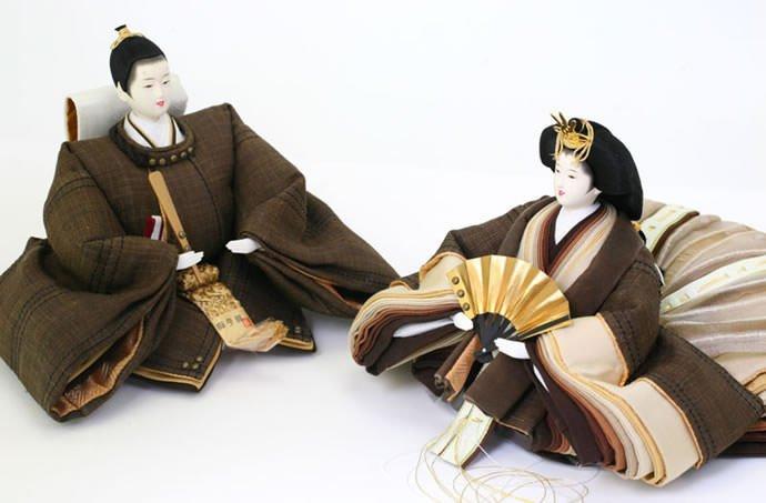 後藤由香子 ひな人形 親王飾り