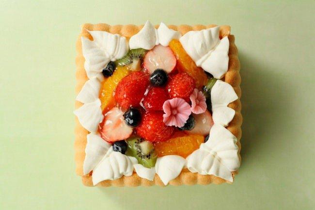 札幌 ホテル ひな祭りケーキ