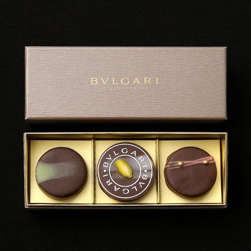 ブルガリ イル・チョコラート チョコレート・ジェムズ(3粒入)