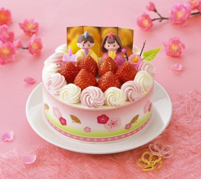 ひな祭りケーキ おすすめ
