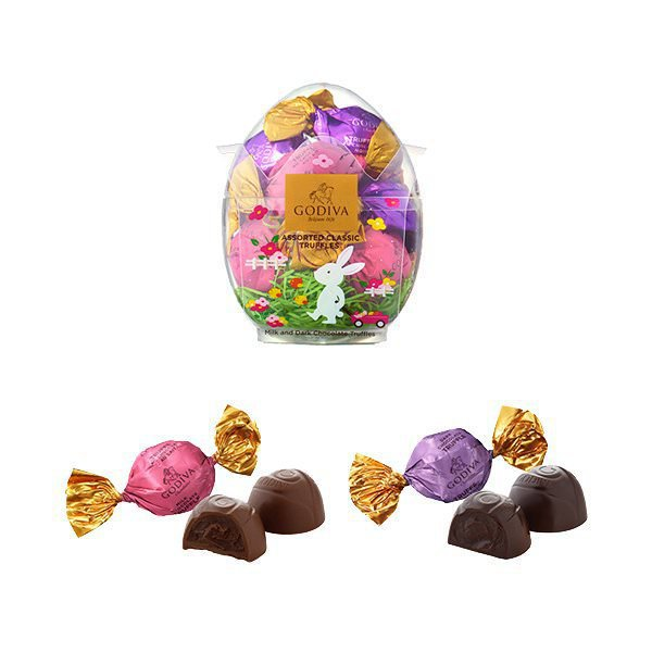 ゴディバ (GODIVA)ラッピングチョコレート ミニエッグ アソートメント