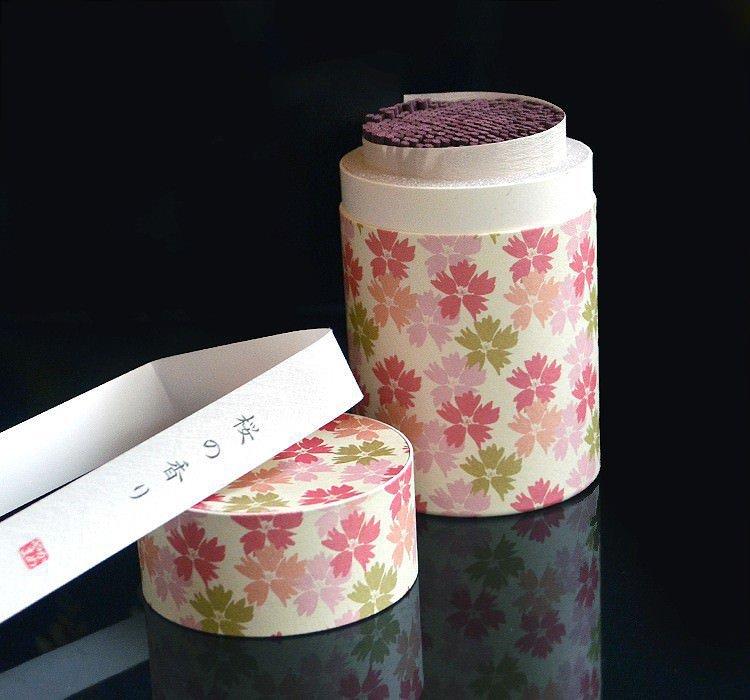 桜の香り ミニ寸線香2