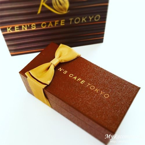 ケンズカフェ東京の特撰ガトーショコラ