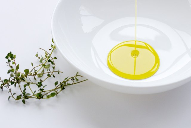 オリーブオイル 和食