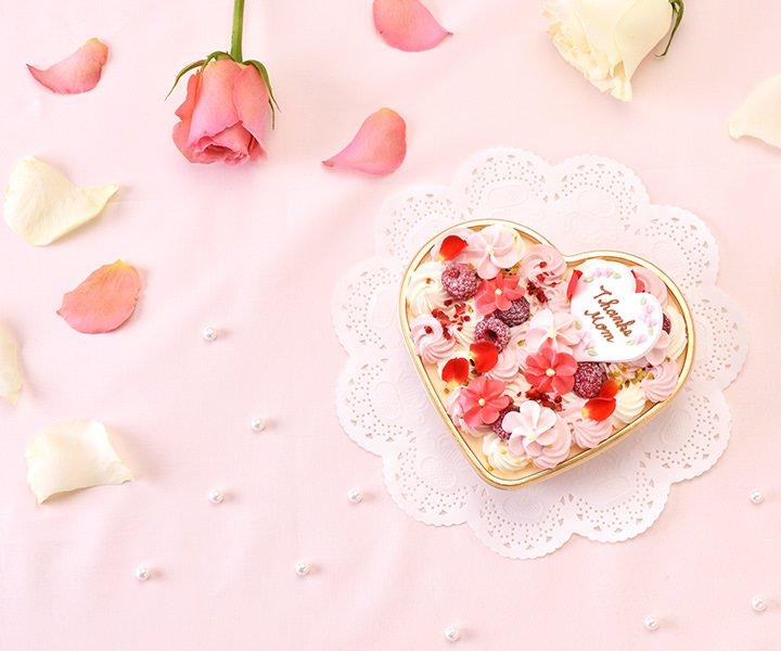 アニバーサリー 母の日ケーキ 2018