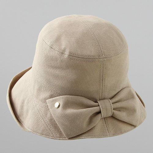 FURLA(フルラ)斜めはぎ帽子