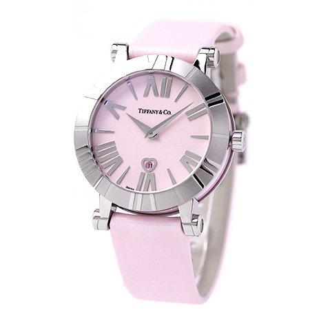 ティファニー 腕時計 ピンク