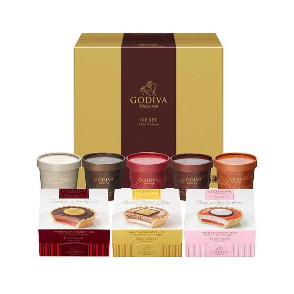 ゴディバ (GODIVA) カップアイス&タルト