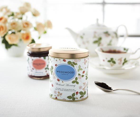 ウェッジウッドの紅茶 ワイルドストロベリー